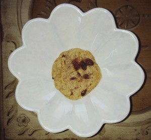almond flour cookie