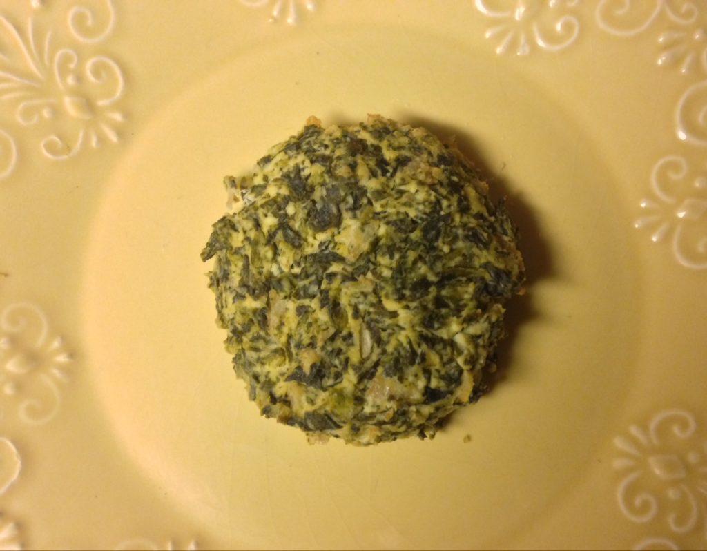 spinach artichoke cakes
